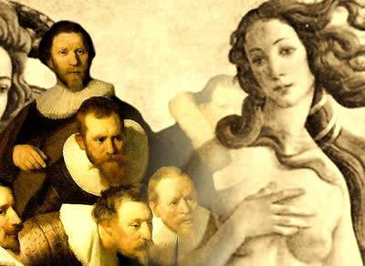 O Renascimento promoveu uma reviravolta no comportamento do homem europeu.