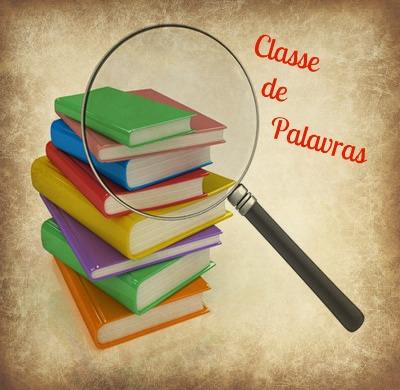 A forma, dentre outras peculiaridades, de que se constitui um grupo de palavras, integra o estudo das classes de palavras