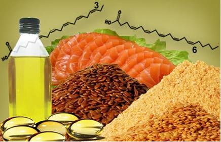 O ômega-3 e o ômega-6 essenciais em nossa alimentação são isômeros de posição da insaturação