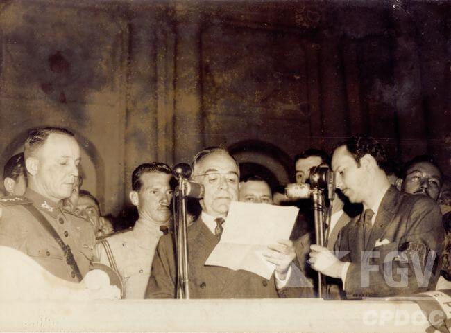 Getúlio Vargas, presidente do Brasil entre 1930 e 1945 e entre 1951 e 1954, é considerado por muitos o maior nome do populismo no país.*
