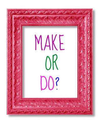 Make or Do? Fazer ou fazer? Quando usá-los?