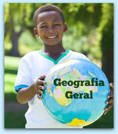 São contempladas pela Geografia Geral as temáticas universais sobre a produção e reprodução do espaço geográfico