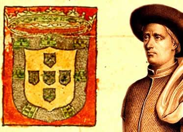O infante Dom Henrique teve grande papel no desenvolvimento marítimo de Portugal.