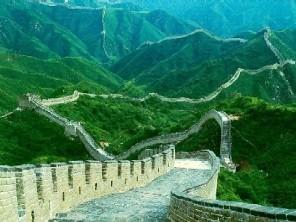 Muralha da China: um dos maiores símbolos do país