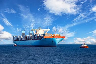 Os grandes navios flutuam por causa do equilíbrio entre peso e empuxo