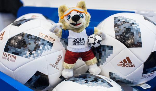 Mascote da 21ª edição da Copa do Mundo*