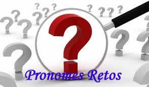As funções sintáticas desempenhadas pelos pronomes retos se manifestam de formas distintas
