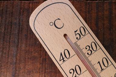 A escala Celsius é a mais utilizada na maior parte dos países