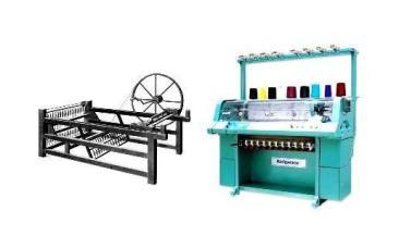 Spinning Jenny (XVIII) e Automatic Flat Knitting (XX): a tecnologia no desenvolvimento das indústrias.