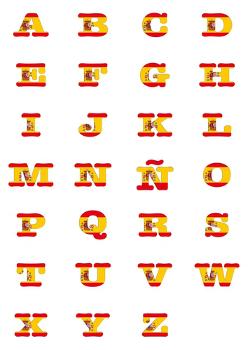 Se você conhece bem o alfabeto do Português, não terá problemas para aprender o alfabeto espanhol, pois são muito parecidos