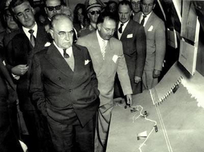 A intervenção do governo na economia foi um dos grandes marcos do Estado Novo.