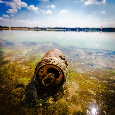 O problema da poluição é um dos mais graves impactos ao espaço natural e geográfico