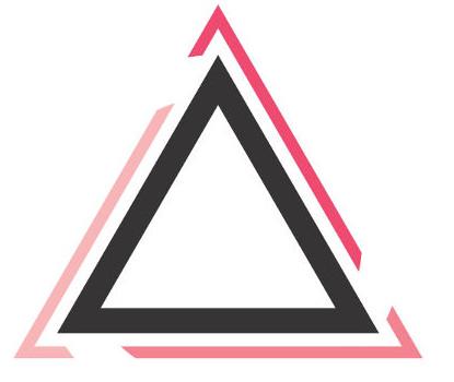 A lei dos senos pode ser aplicada a um triângulo qualquer, como o representado na imagem