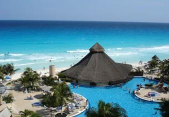 Cancun é um dos principais pontos turísticos do México.
