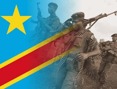O Congo ainda sofre com problemas gerados por sua trágica herança colonial.