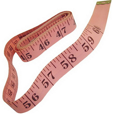 Ao medir um comprimento usando uma fita métrica estamos determinando quantas vezes esse comprimento é maior do que uma unidade escolhida