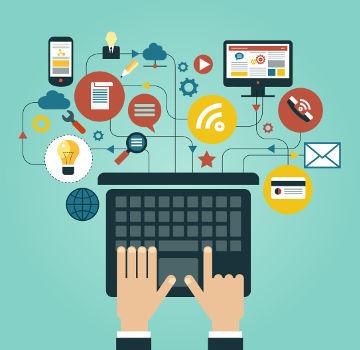 As redes de comunicação no mundo globalizado