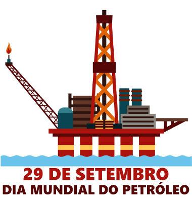 No dia 29 de setembro, celebra-se o Dia Mundial do Petróleo, uma das principais matérias-primas do mundo