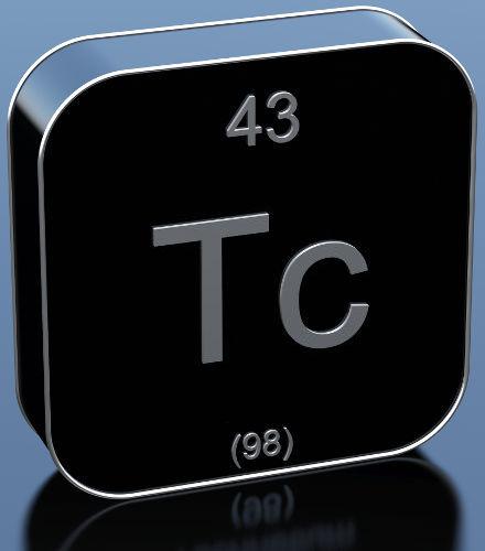 O tecnécio é um dos quatro elementos cisurânicos