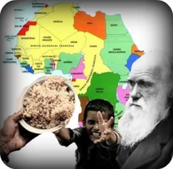 Darwinismo social e imperialismo no século XIX