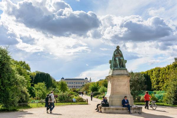 Monumento de Lamarck