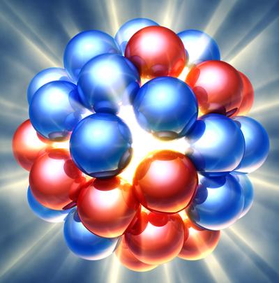 O núcleo atômico possui uma estrutura complexa. Para estudar as suas propriedades, utilizamos os modelos nucleares