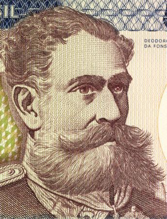 Deodoro da Fonseca foi o primeiro presidente do Brasil*