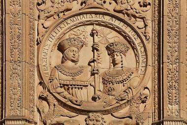 A unificação da Espanha formalizou-se com o casamento entre Fernando de Aragão e Isabel de Castela