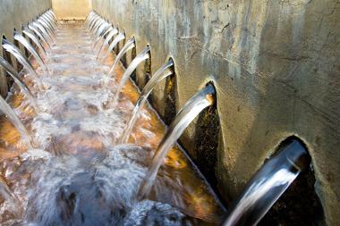 O tratamento de água é uma importante ação de saneamento ambiental