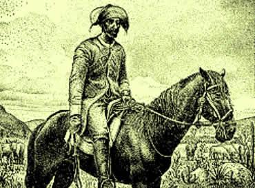 Pecuária, uma das atividades desenvolvidas durante o renascimento agrícola.