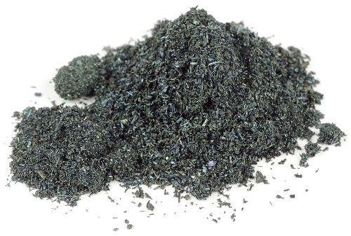 O permanganato de potássio é o sal utilizado para produzir o líquido infernal
