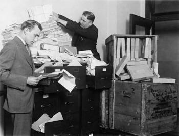 A sistematização da organização burocrática está relacionada com o processo de racionalização