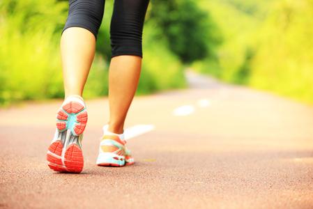 A caminhada proporciona muitos benefícios à saúde