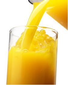 A concentração de um suco é medida pela quantidade dele que está dissolvido