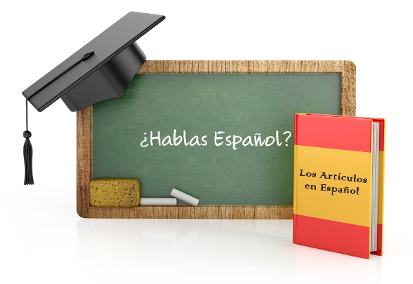 Os artigos em Espanhol são utilizados diante de substantivos ou de elementos a que fazem referência no enunciado