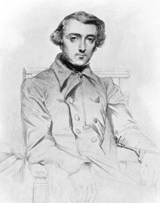 Alexis de Tocqueville foi um dos mais destacados pensadores e políticos liberais do século XIX