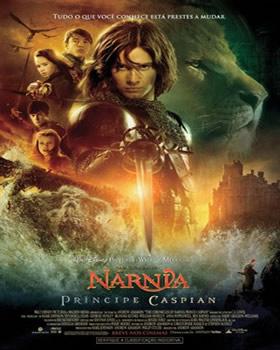 Apesar do nome, as crônicas de Nárnia são contos fantásticos de C.S. Lewis que tornaram-se filmes produzidos pelos estúdios Walt Disney.