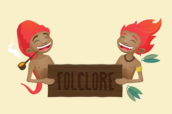 O Dia do Folclore é celebrado, no Brasil, em 22 de agosto