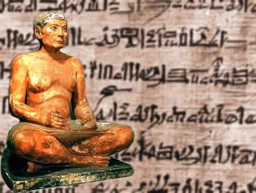 Escrita Egípcia