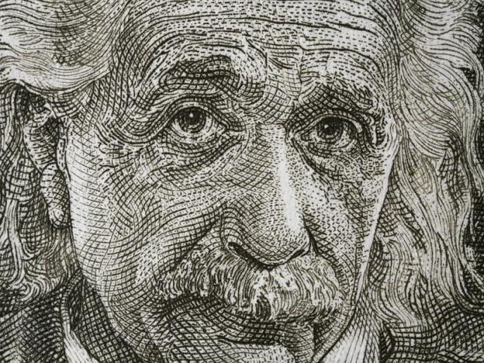 Albert Einstein foi um dos mais importantes cientistas do século XX.*