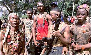 A grande maioria dos conflitos na África é proveniente da descolonização.