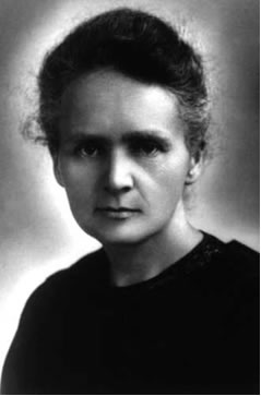 Em 2011 será comemorado o 100° aniversário do recebimento do Prêmio Nobel de Química por Marie Curie