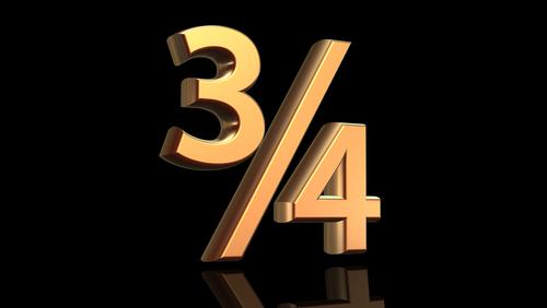 A razão é uma fração que está relacionada a situações-problema que envolvem grandezas numéricas e de medida