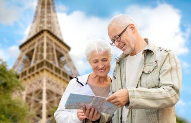 O perfil etário dos países europeus indica um envelhecimento da população