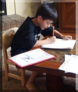 Qualquer estudante deve ter uma rotina de estudo em casa