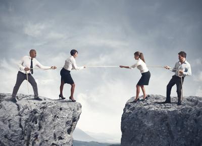 A mediação de conflitos é uma das características que definem a política