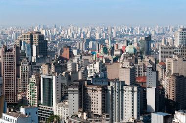 São Paulo, a principal megacidade brasileira
