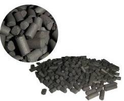 Carvão em grãos