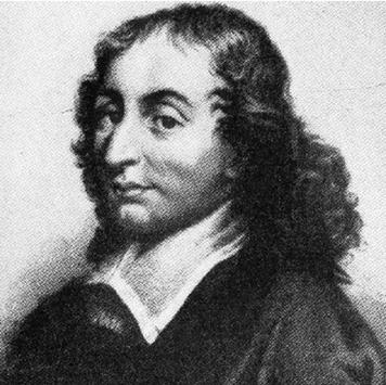 A transmissão de pressão foi proposta por Blaise Pascal