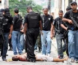 Violência urbana no Brasil